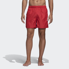 CLX SOLID SWIM SHORTS