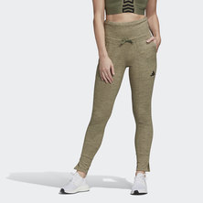 HIGH-WAISTED SLIM PANTS