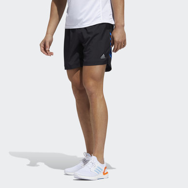 RUN IT 3-STRIPES SHORTS