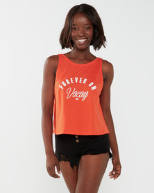 Billabong Vacay V Tank Orange