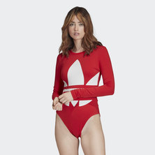 LARGE LOGO BODYSUIT