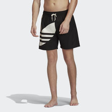 BIG TREFOIL SWIM SHORTS