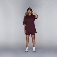IVY PARK SHORT SLEEVE OVERSIZED TEE