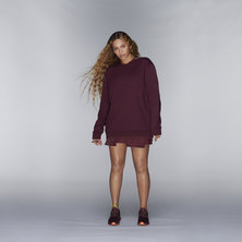 IVY PARK LONG SLEEVE CREWNECK SWEATSHIRT