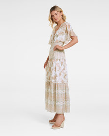 Darla Tiered Maxi Dress