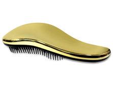 Happy You Detangling Hair Brush - Gold
