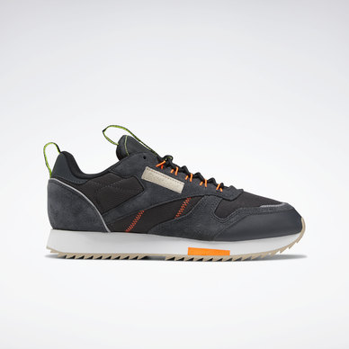 Classic Leather Ripple Trail Shoes | Reebok
