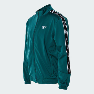 Classic Leather F Vector Tape Tracktop