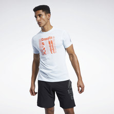 Crossfit ACTIVCHILL+Cotton Tee