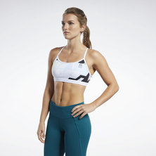 Crossfit? Medium-Impact Skinny Bra