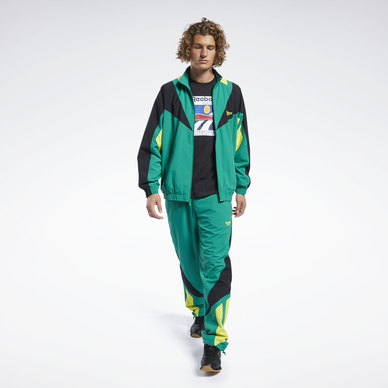 Twin Vector Track Pants