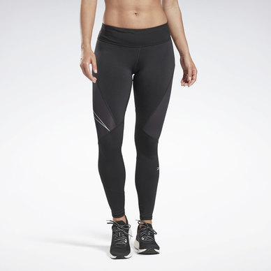 One Series Logo Reflective Tights