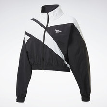 Vector Cropped Track Jacket