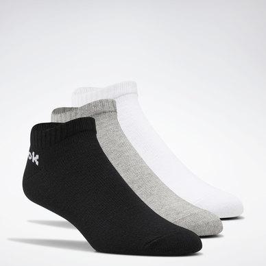Active Low-Cut Socks 3 Pairs