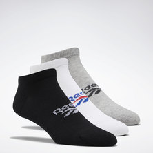 Foundation Low Cut Socks 3 Pairs