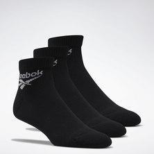 Foundation Ankle Socks 3 Pairs