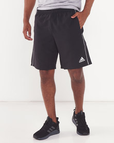 adidas Performance CORE18 WOV SHORTS Black