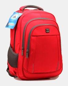 Red Mountain 01013 Laptop Bag - Red