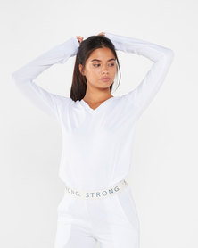 STRONG Ladies The Basic- Scandinavian White