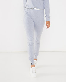 STRONG Ladies The Ultimate Jogger- Soft Grey
