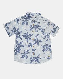 Blukids Boys Shirt Blue