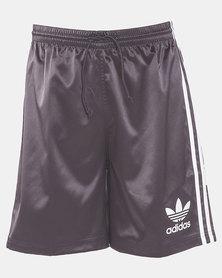 adidas Originals Satin Short Black/White