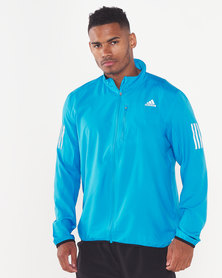 adidas Performance OWN THE RUN Jacket Blue