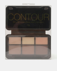 BYS Contour On The Go Palette Powder 10g