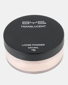 BYS Translucent Loose Powder Natural 18g