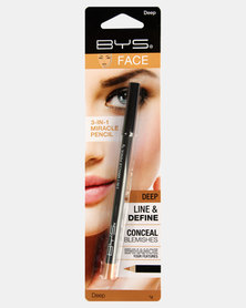 BYS 3-in-1 Miracle Pencil Deep 1g