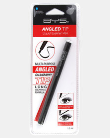 BYS Liquid Eyeliner Pen Angled Tip Black
