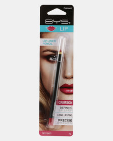 BYS Lipliner Crimson Red 1g