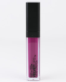 BYS Velvet Lipstick Purple Pop