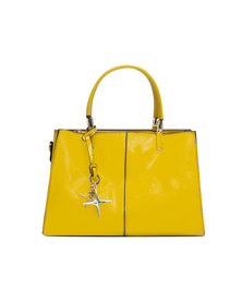 Eonia Born To Stand Out Yellow handbag
