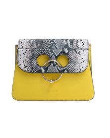 Eonia Put A Ring On It Yellow Handbag