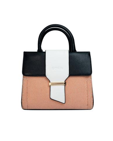 Eonia Keep It Classy Orange Handbags