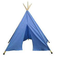Cheeky Monkey - Sky Blue Teepee
