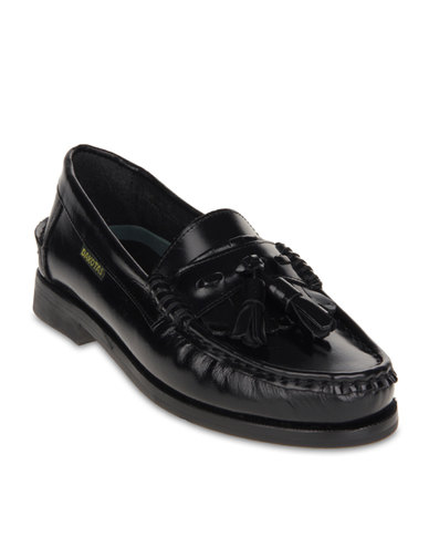 Hi Shine Black Shoes Men