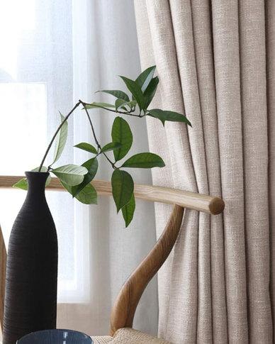 Lush Living Curtains Ready Made 230 x 218 cm