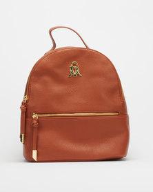 Steve Madden Jasmin Backpack Cognac