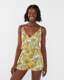 African Paradise imbali Jumpsuit