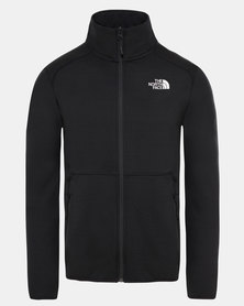 The North Face Quest Full zip Jacket Black