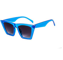 Third Sharp Sunglasses Blue