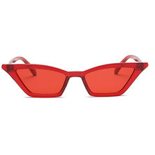 Third Nefarious Sunglasses Red