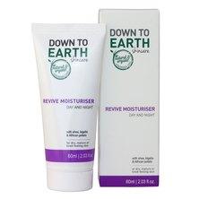 Down to Earth Revive Moisturiser 60ml