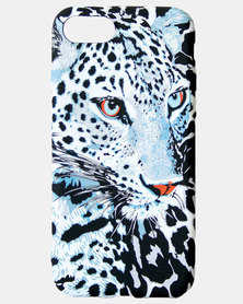 SKA Leopard Cell Phone Cover