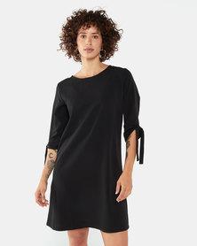 Tasha's Closet Mimi Shift Dress Black