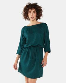 Tasha's Closet Boho Dress Black Forest