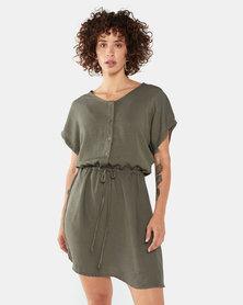 Tasha's Closet Monacco Dress Herb