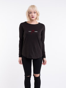 Silent Theory Stance L/S Tee